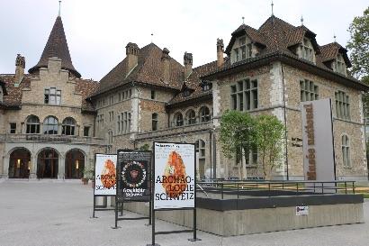 Zürich Ulusal Müzesi - www.bodhiweb.info/j_haberpodium